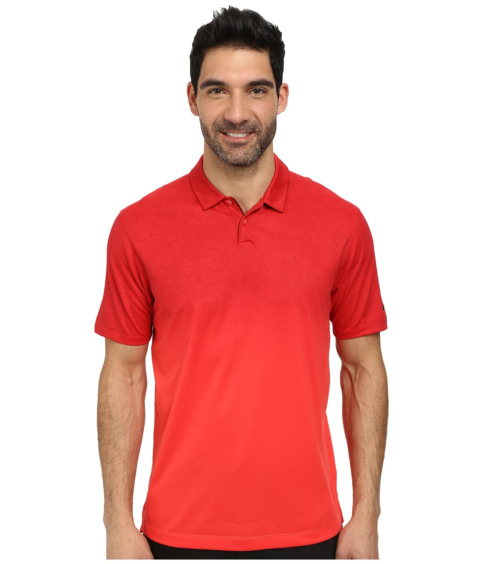 Nike Golf - Afterburner Polo (Daring Red/Gym Red/Anthracite) Men's Clothing