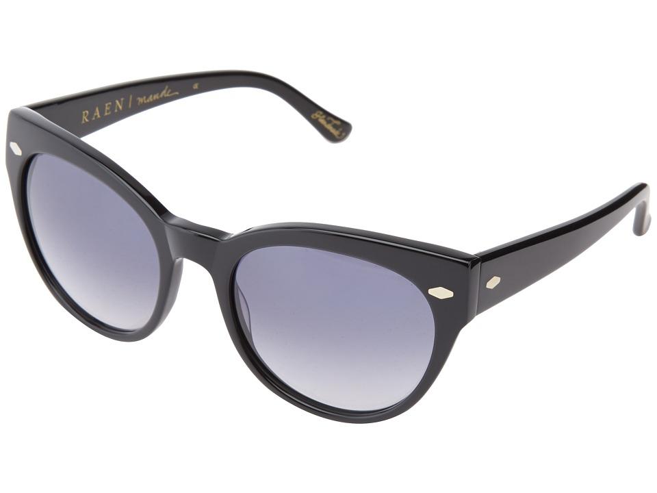 RAEN Optics - Maude (Black/Smoke) Sport Sunglasses