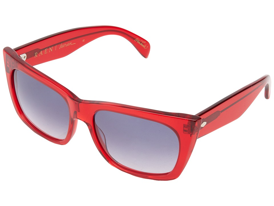 RAEN Optics - Duran (Red Crystal) Fashion Sunglasses