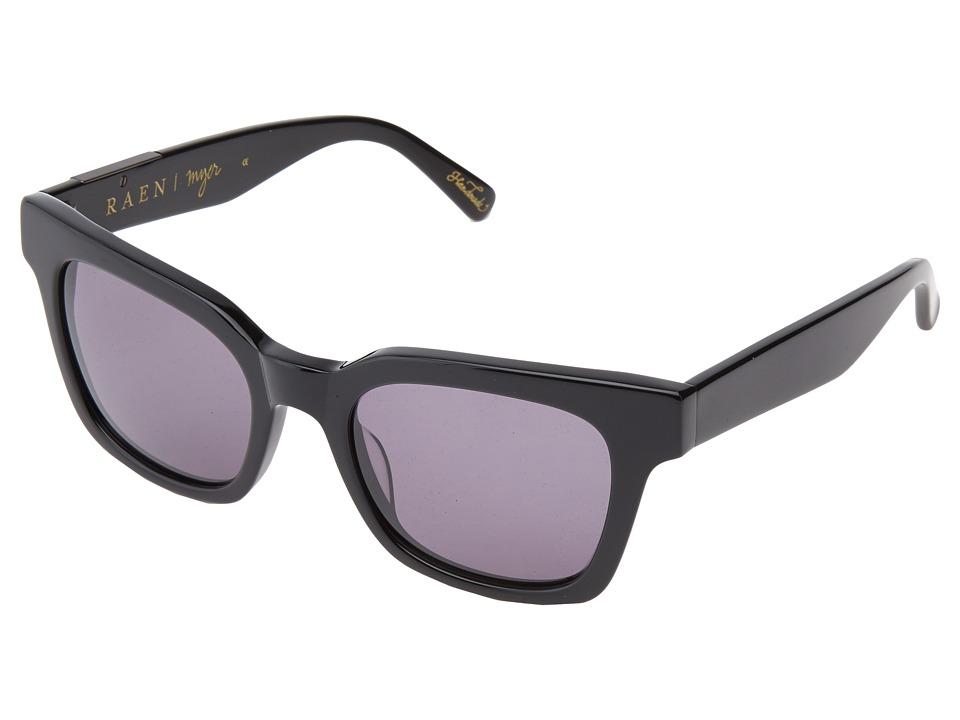 RAEN Optics - Myer (Black) Fashion Sunglasses