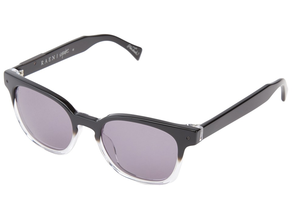 RAEN Optics - Squire (Black/Crystal) Sport Sunglasses