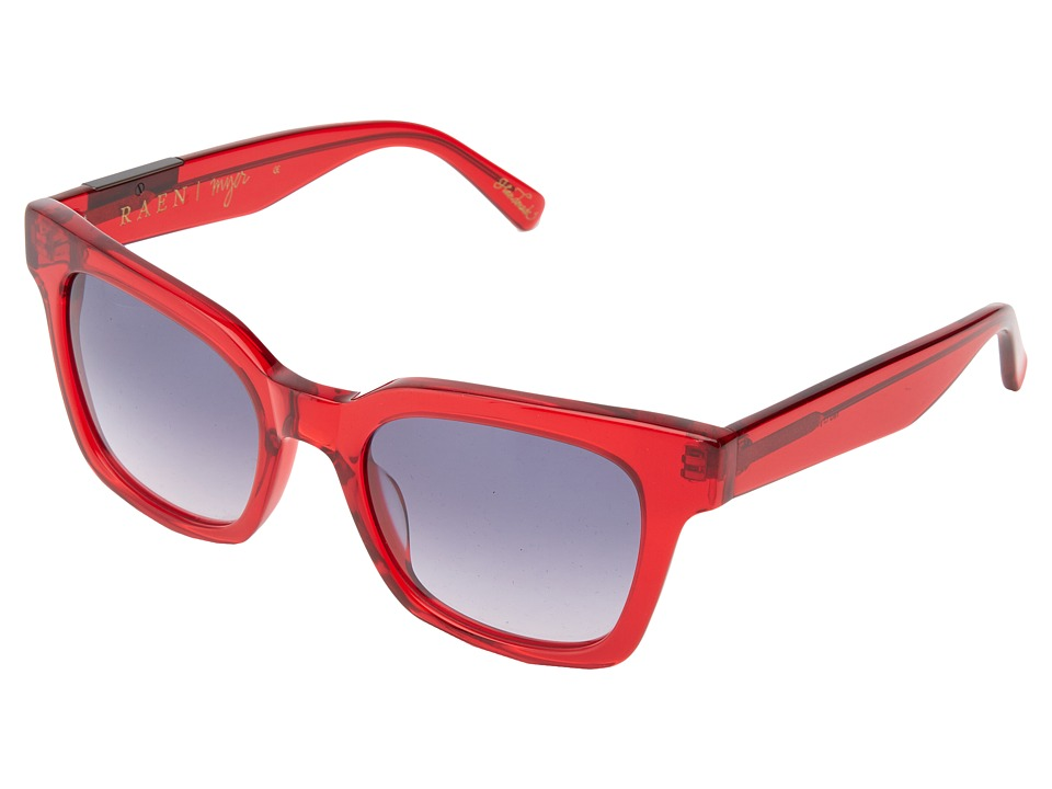 RAEN Optics - Myer (Red Crystal) Fashion Sunglasses