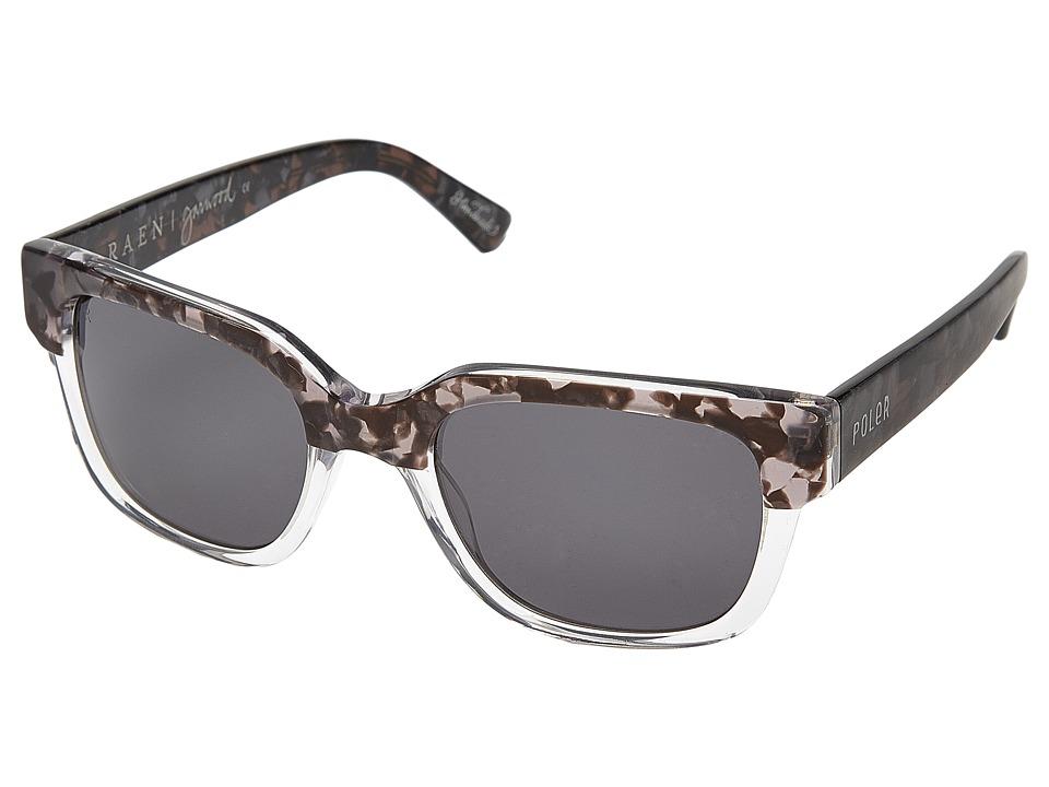 RAEN Optics - Garwood (Matte Grey Crystal/Poler Collab) Sport Sunglasses