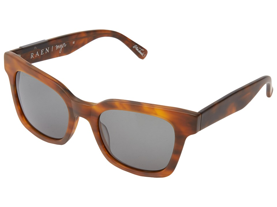 RAEN Optics - Myer (Matte Rootbeer) Fashion Sunglasses