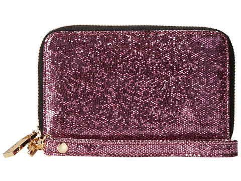 Deux Lux - Roxie PDA Wallet (Pink) Wallet Handbags