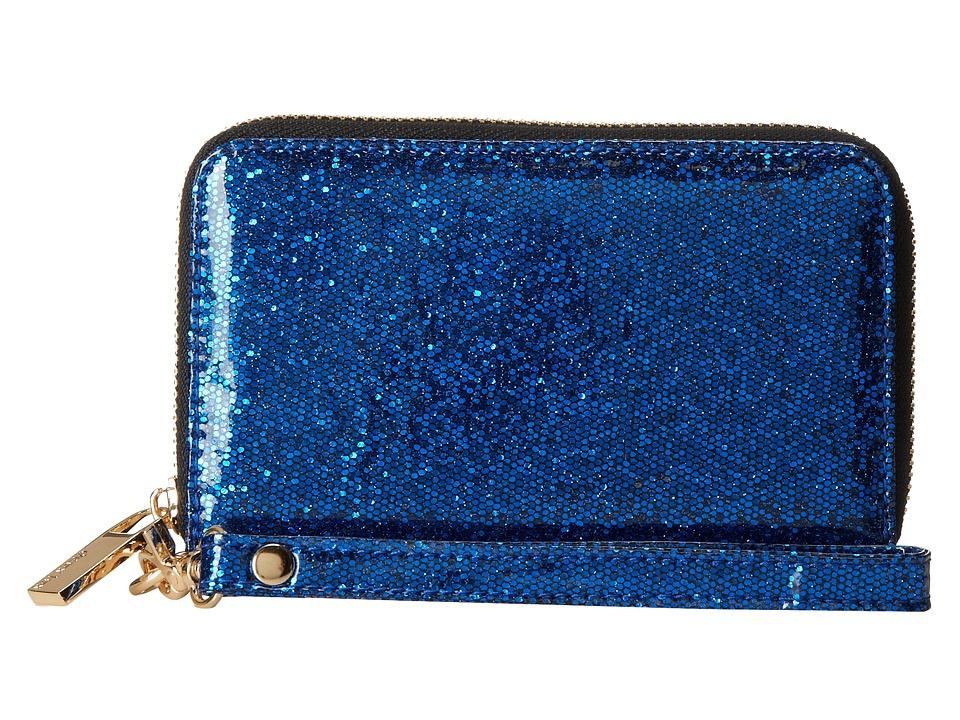 Deux Lux - Roxie PDA Wallet (Cobalt/Cobalt/Academy) Wallet Handbags