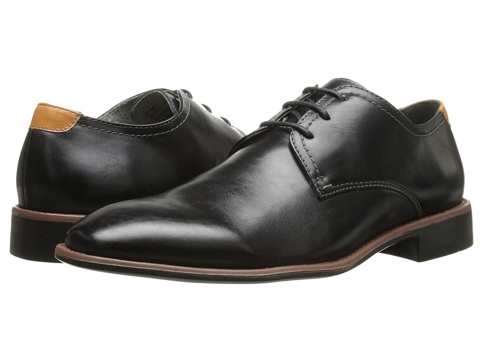Steve Madden - Valid (Black) Men's Lace up casual Shoes