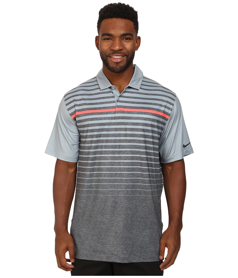 Nike Golf - Major Moment Horizon Polo (Dove Grey/Anthracite) Men's Short Sleeve Pullover