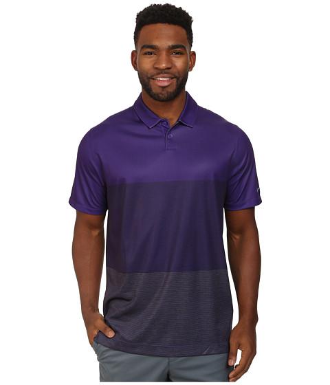 Nike Golf - Major Moment Navigator Polo (Court Purple/Wolf Grey) Men