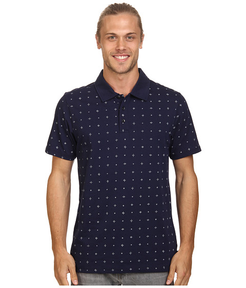 Vans - Jarvis Knits (Peacoat) Men's Clothing