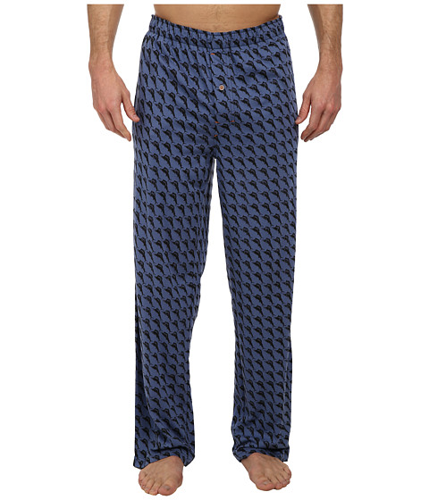 Tommy Bahama - Marlin Madness Lounge Pants (Blue) Men