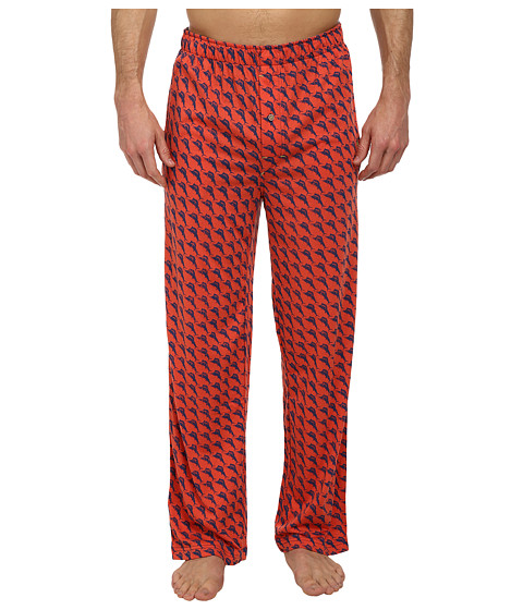 Tommy Bahama - Marlin Madness Lounge Pants (Red) Men's Pajama