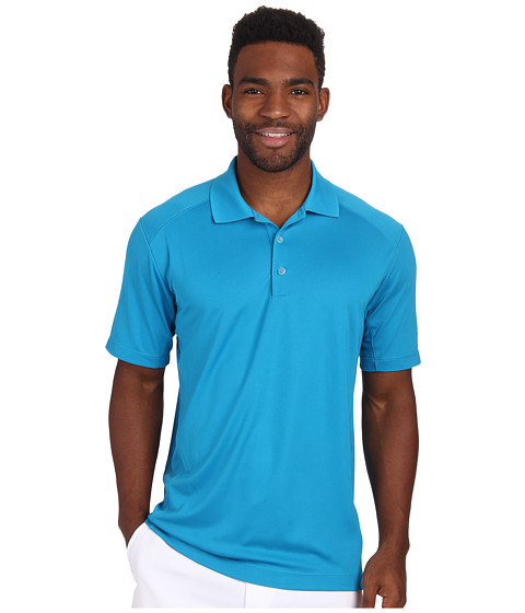 Nike Golf - Nike Victory Polo (Light Blue Lacquer/White) Men