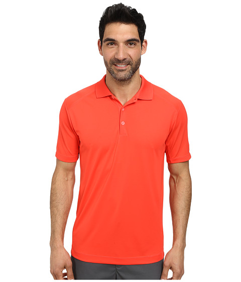 Nike Golf - Nike Victory Polo (Daring Red/White) Men's Short Sleeve Pullover