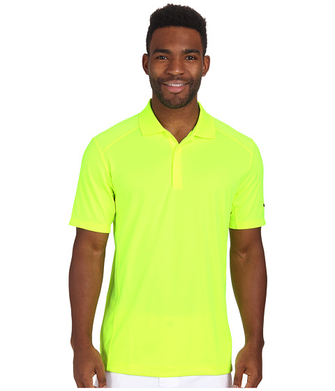 Nike Golf - Nike Victory Polo (Volt/Black) Men