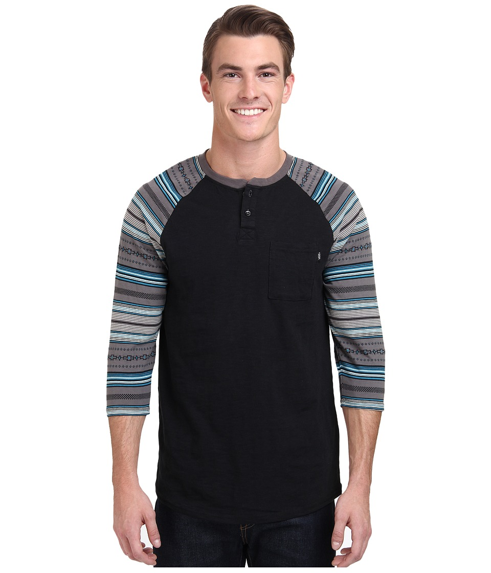 Vans - Ape Drape Knits (Black) Men's Clothing