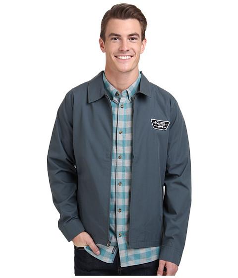 Vans - Station II Jacket (Dark Slate) Men
