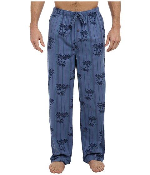 Tommy Bahama - Scattered Palm Lounge Pants (Blue) Men