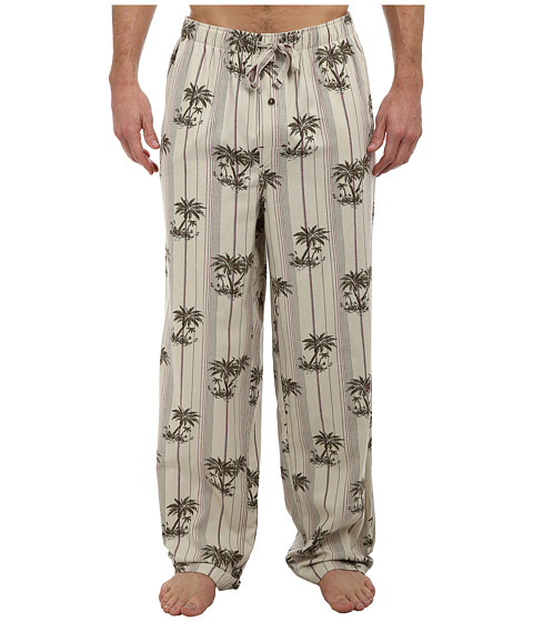 Tommy Bahama - Scattered Palm Lounge Pants (Green) Men's Pajama