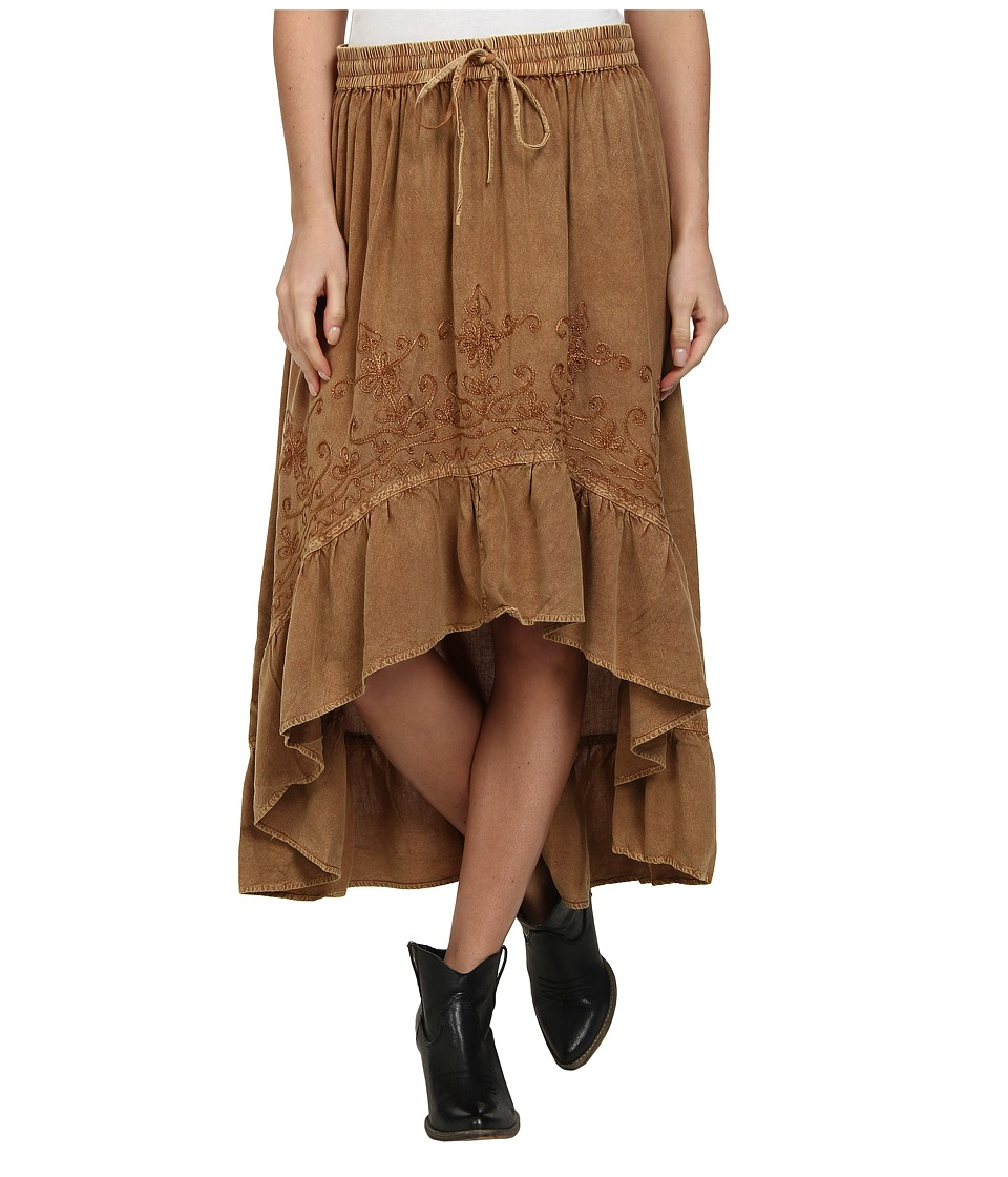 Scully - Honey Creek Landra Skirt (Beige) Women