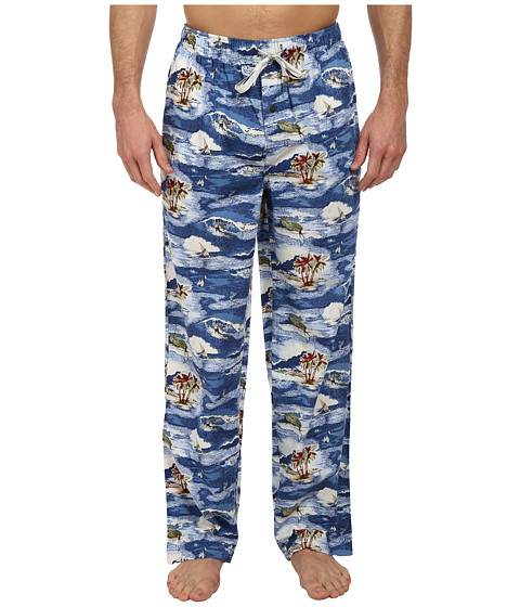 Tommy Bahama - Cape Relax Lounge Pants (Blueberry Combo) Men's Pajama