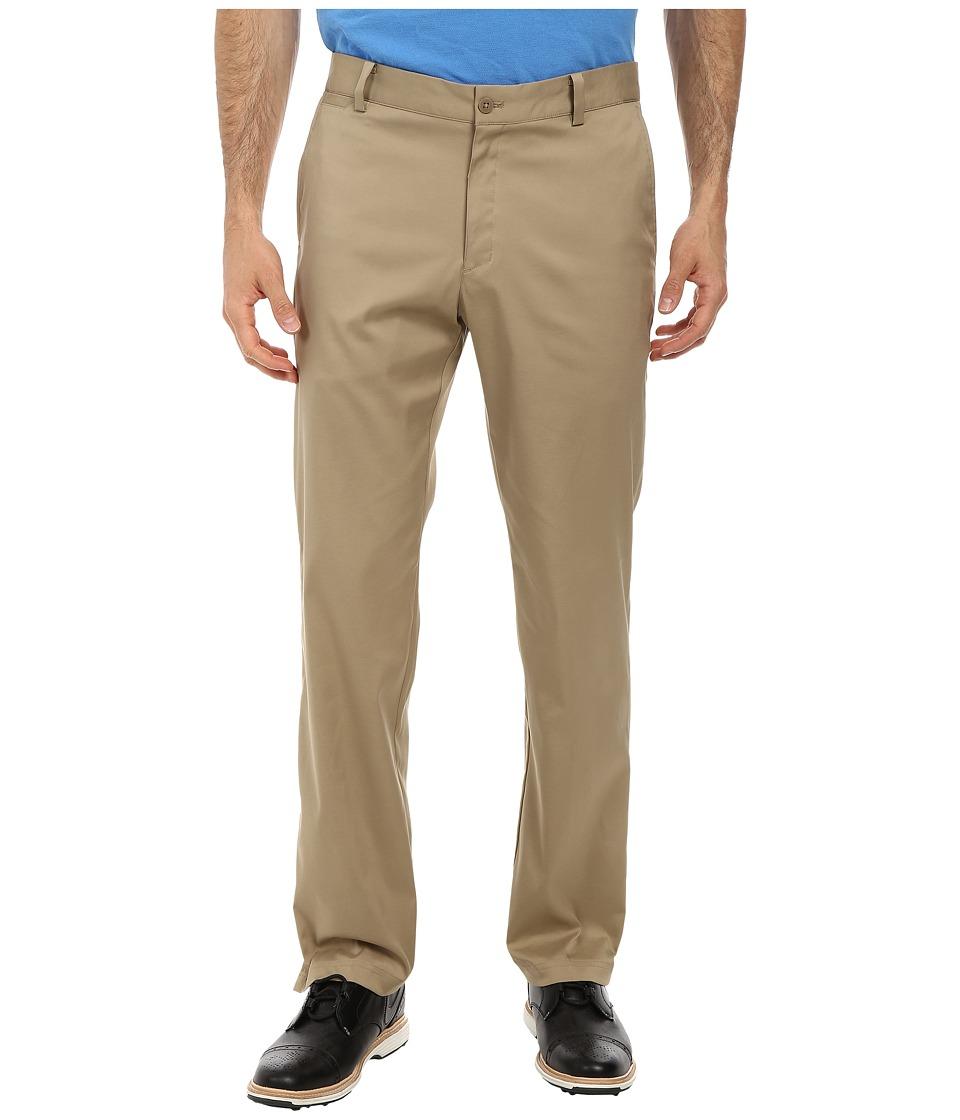 Nike - Flat Front Pant (Khaki/Khaki) Men's Casual Pants