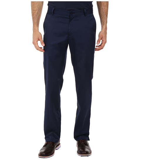 Nike Golf - Flat Front Pant (College Navy/College Navy) Men