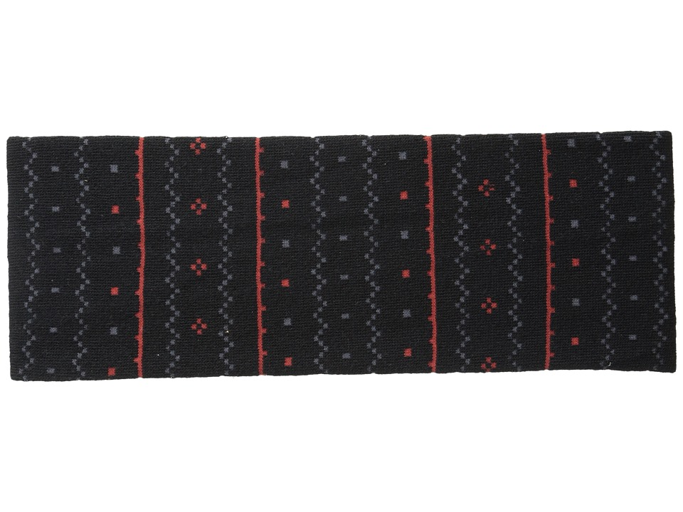 BOOTIGHTS - Headcase by Bootights Knit Headbands (Black) Headband
