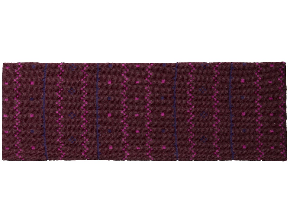 BOOTIGHTS - Headcase by Bootights Knit Headbands (Burgundy) Headband