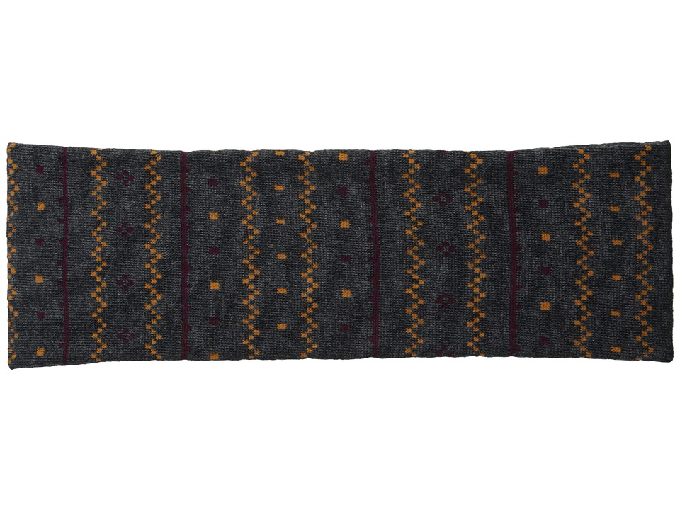 BOOTIGHTS - Headcase by Bootights Knit Headbands (Heather Grey) Headband