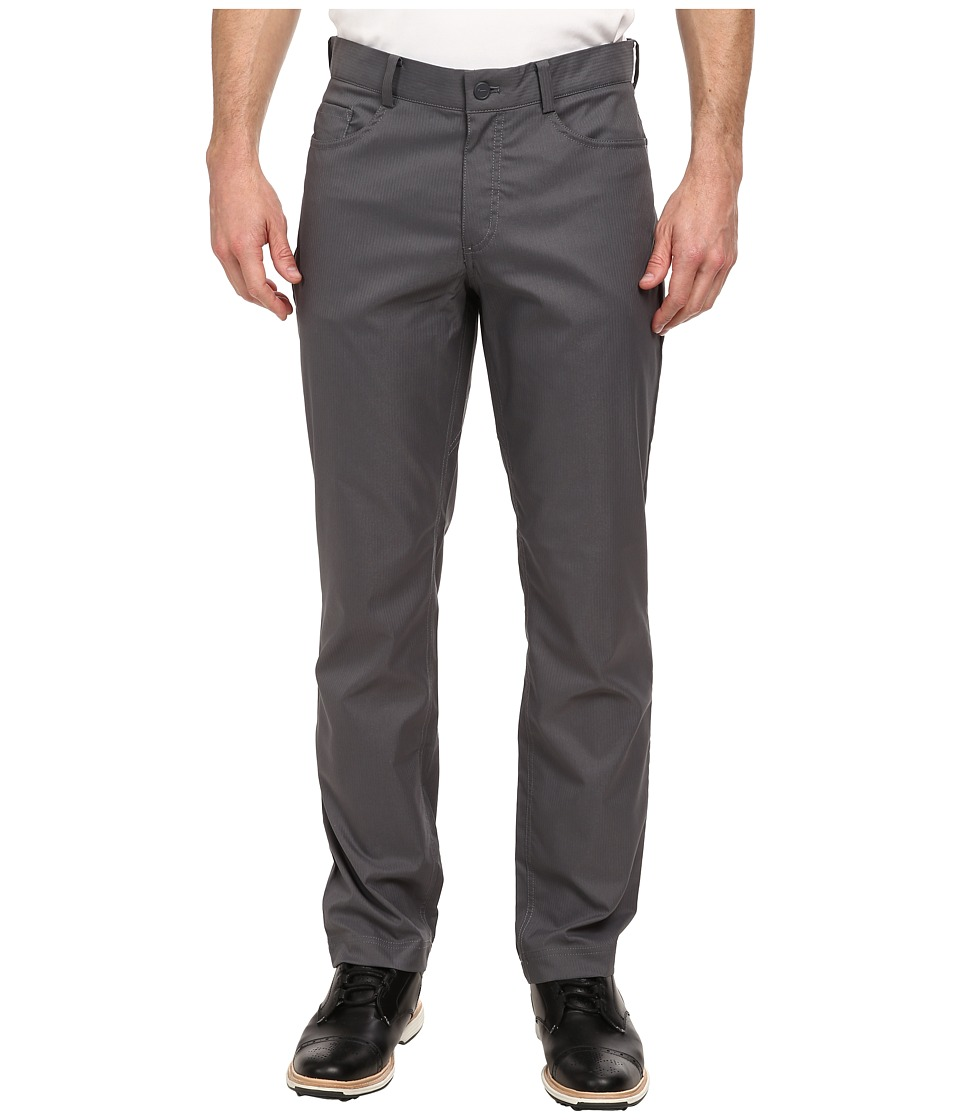 Nike Golf - Modern Five-Pocket Pant (Dark Grey/Dark Grey/Anthracite) Men's Casual Pants