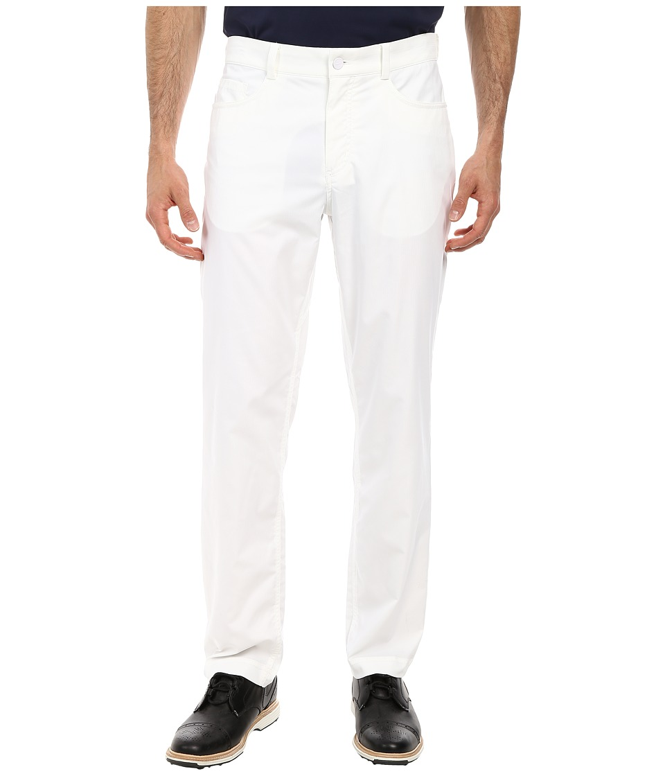 Nike Golf - Modern Five-Pocket Pant (White/White/Wolf Grey) Men's Casual Pants