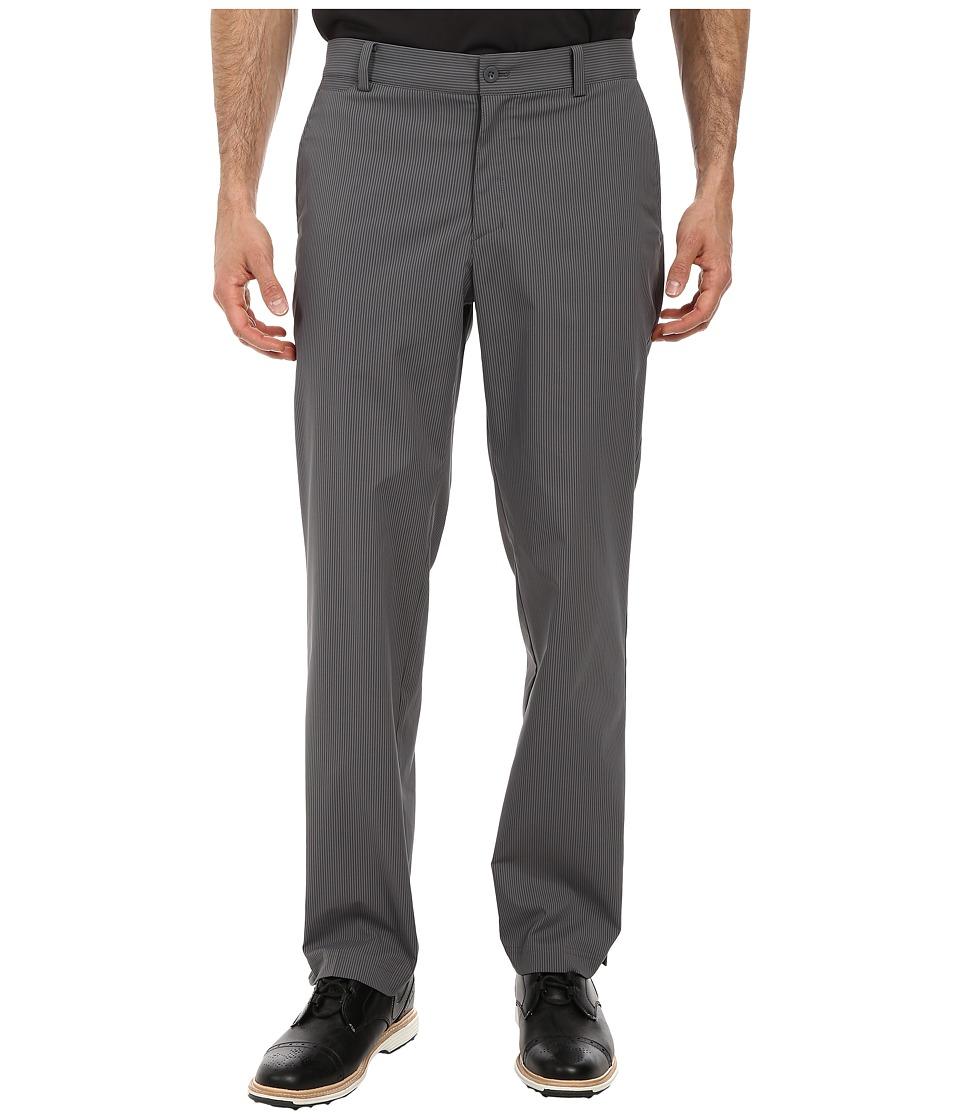 Nike Golf - Stripe Pant (Dark Grey/Anthracite/Dark Grey/Anthracite) Men's Casual Pants