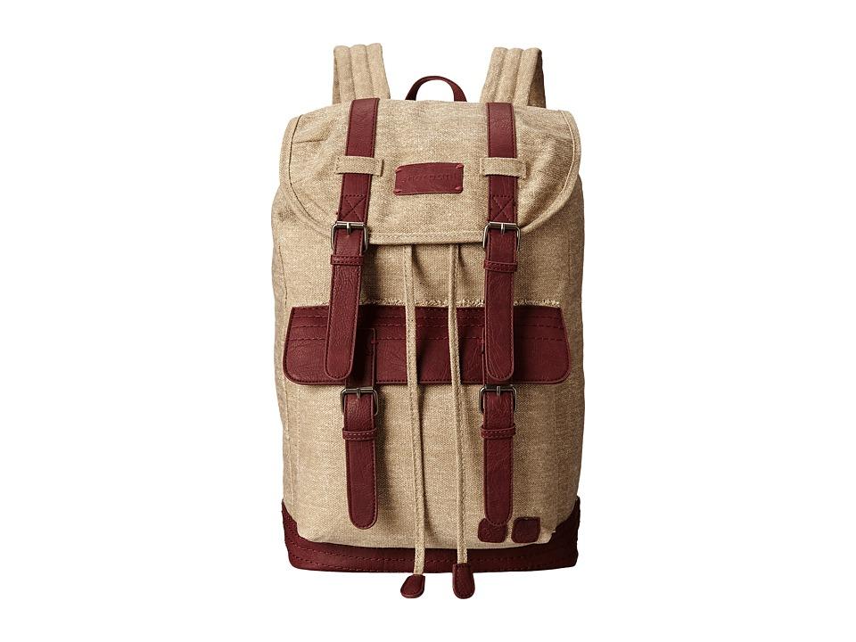 Sherpani - Havana (Rosewood) Backpack Bags