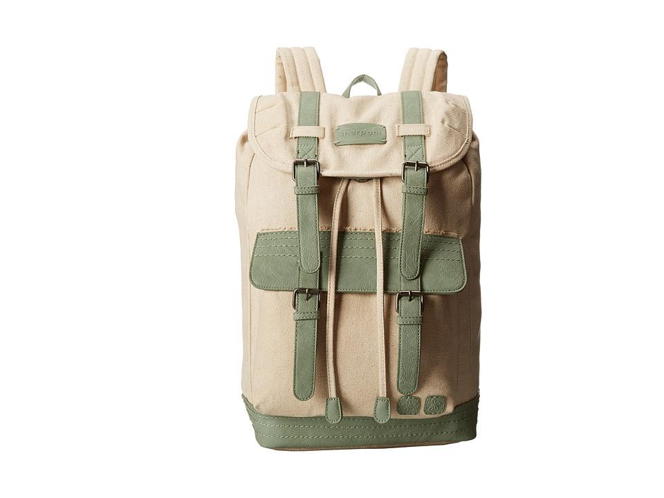 Sherpani - Havana (Sage) Backpack Bags