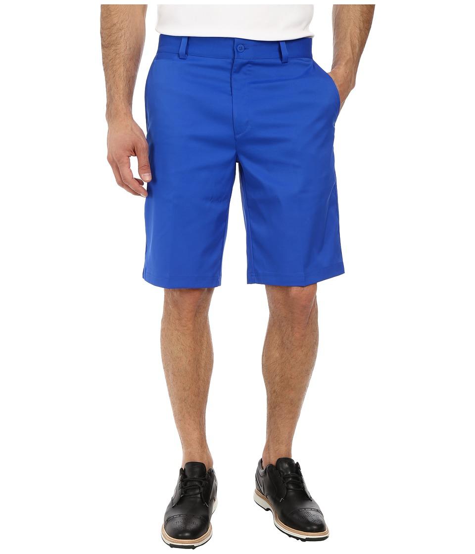 Nike Golf - Flat Front Short (Lyon Blue/Lyon Blue/Lyon Blue) Men's Shorts