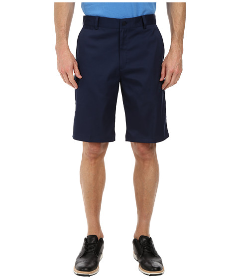 Nike Golf - Flat Front Short (College Navy/College Navy/College Navy) Men