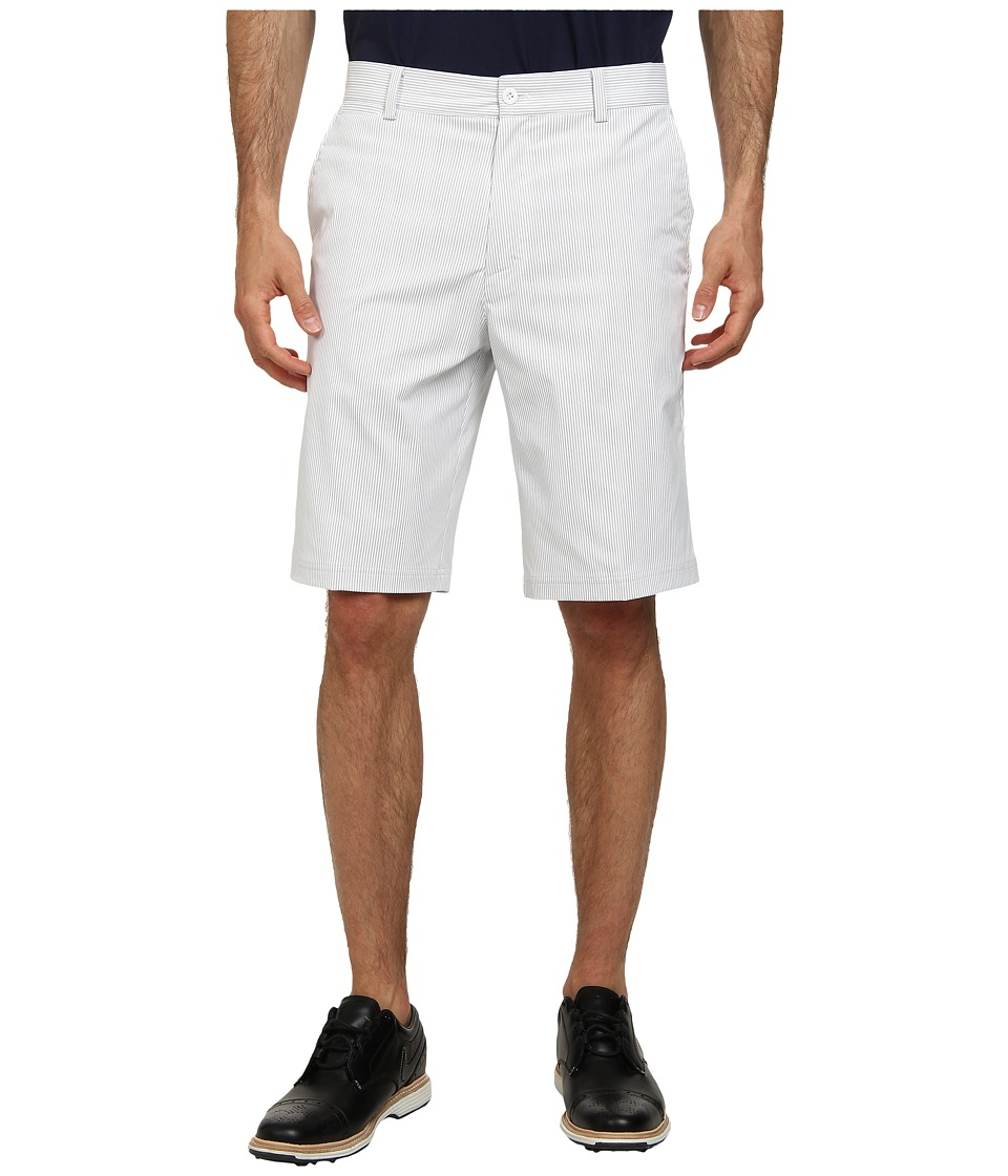 Nike Golf - Stripe Short (White/Wolf Grey/White/Wolf Grey) Men's Shorts