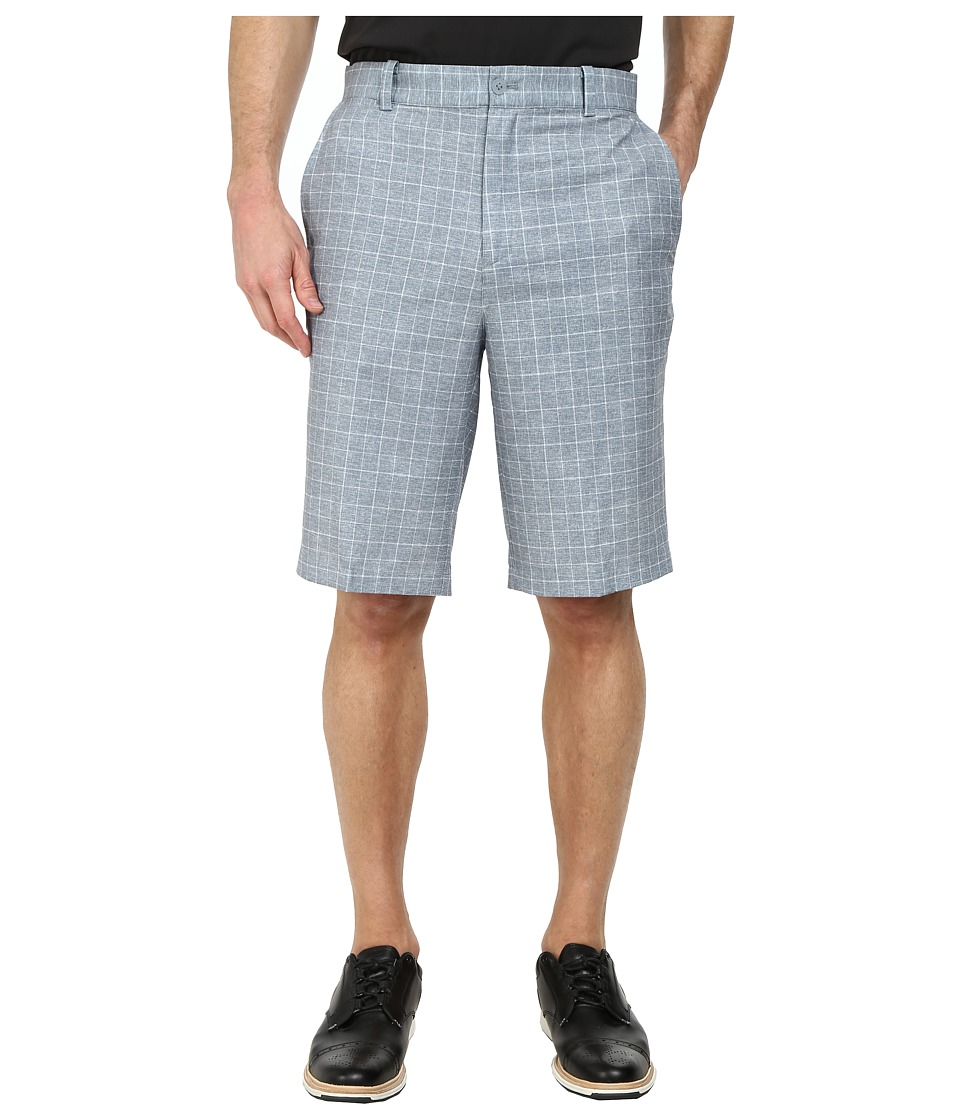 Nike Golf - Plaid Short (Dove Grey/Dove Grey/Anthracite) Men's Shorts