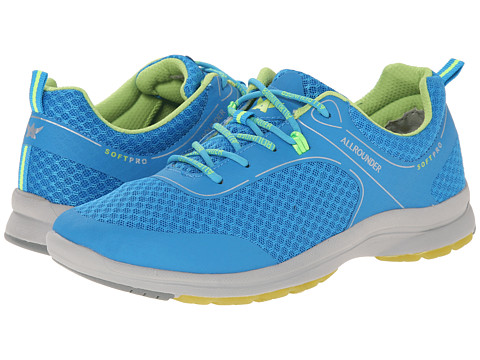 Allrounder by Mephisto - Dakona (Electric Blue Air Mesh) Women's Shoes