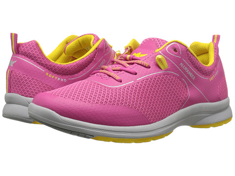 Allrounder by Mephisto - Dakona (Raspberry Mesh) Women's Shoes