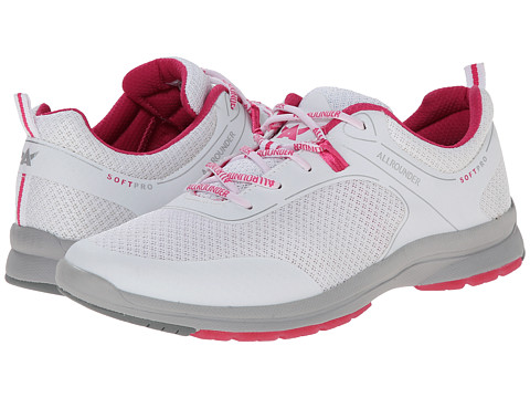 Allrounder by Mephisto - Dakona (White Air Mesh) Women's Shoes