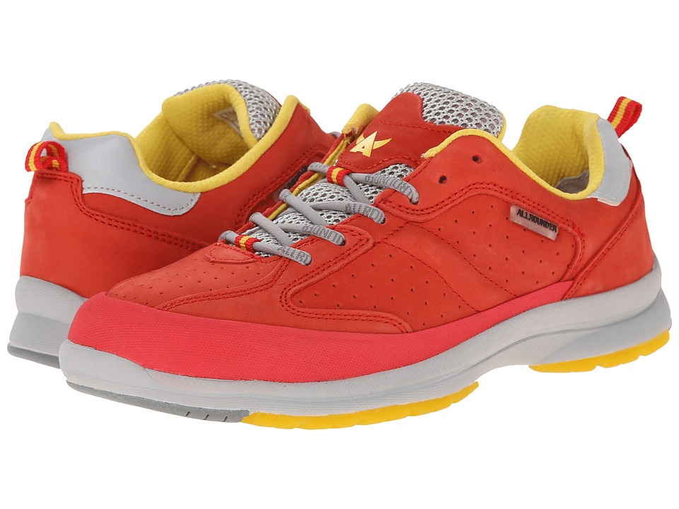 Allrounder by Mephisto - Dalina (Coral Tech Nubuck/Nubuck) Women's Shoes