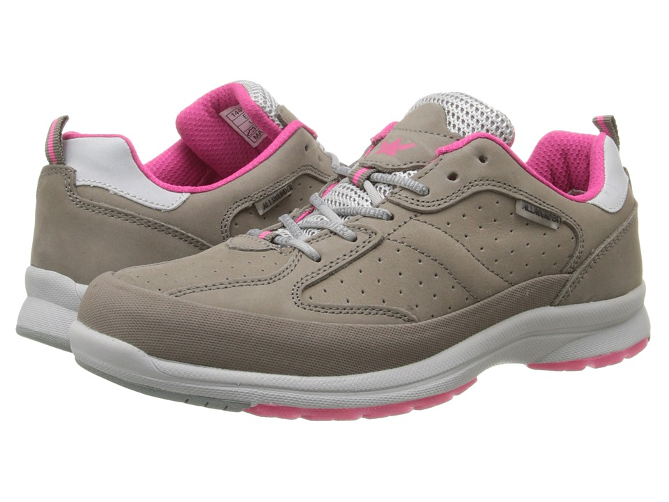 Allrounder by Mephisto - Dalina (Warm Grey Tech Nubuck/Nubuck) Women's Shoes