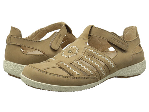Allrounder by Mephisto - Galina (Tobacco Nubuck) Women's Shoes