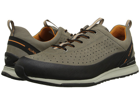 Allrounder by Mephisto - Ajalo (Warm Grey Oiled Nubuck) Men's Shoes
