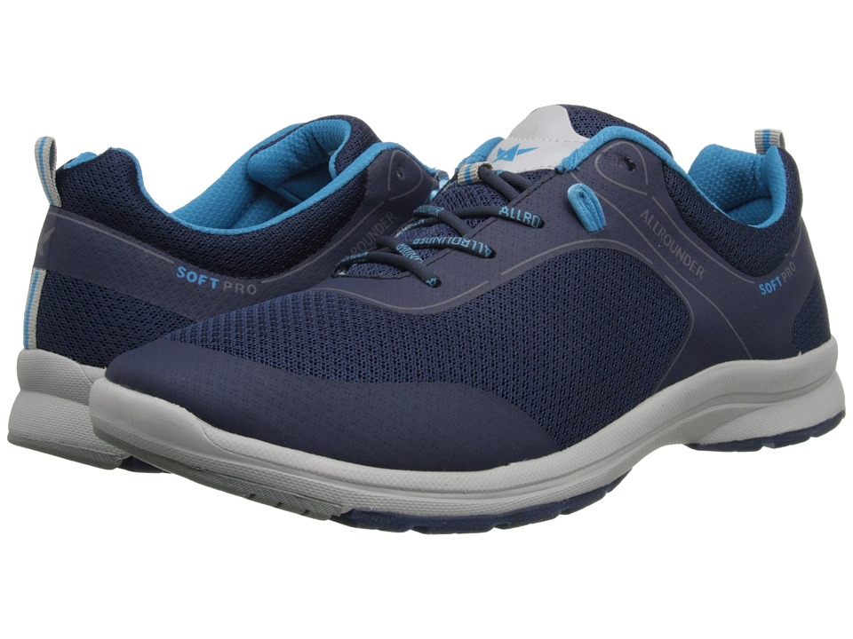 Allrounder by Mephisto - Celano (Ocean Air Mesh) Men's Shoes
