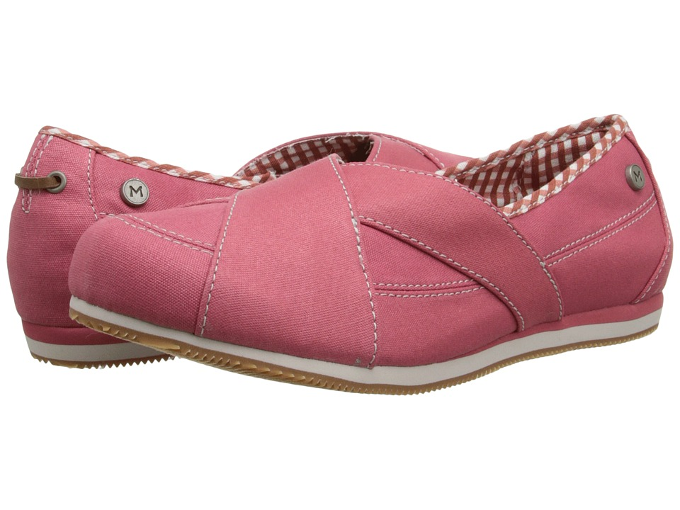 MOZO - Sport Picnic - Canvas (Rose) Women's Shoes