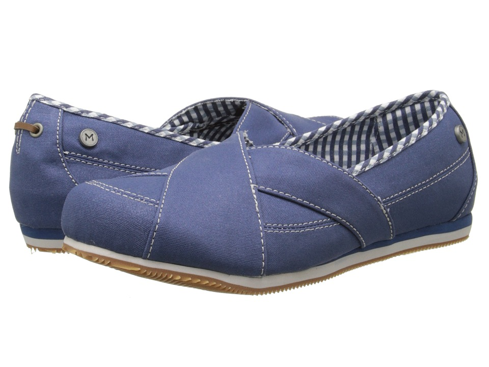 MOZO - Sport Picnic - Canvas (Blue) Women's Shoes