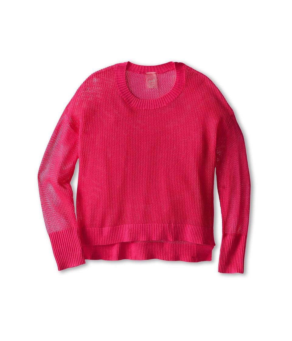 Soybu Kids - Wynn Sweater (Little Kids/Big Kids) (Rouge) Girl